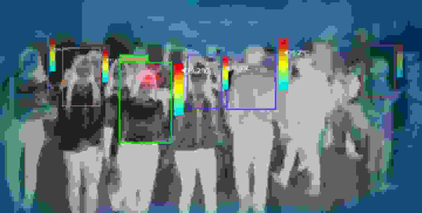 Kameras mit Temperaturüberwachung