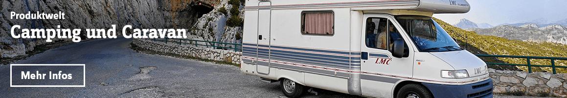 Camping und Caravan