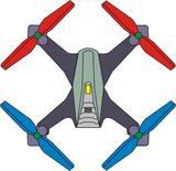 Quadricoptère
