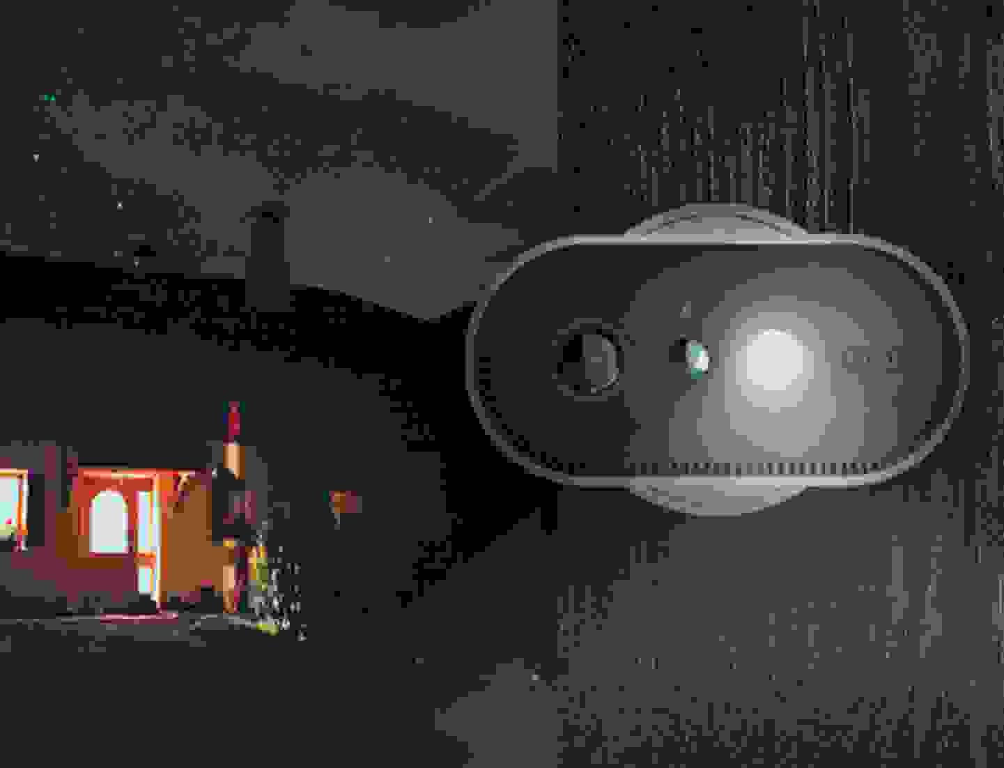 ABUS - Set de caméra de surveillance IP WiFi