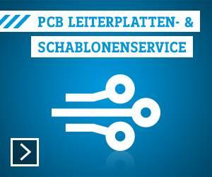 PCB Leiterplatten- & Schablonenservice