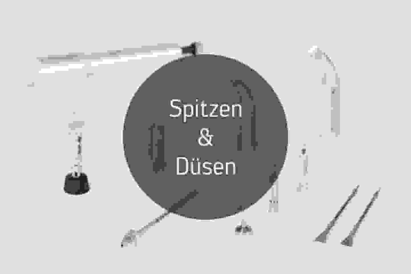 Spitzen & Düsen