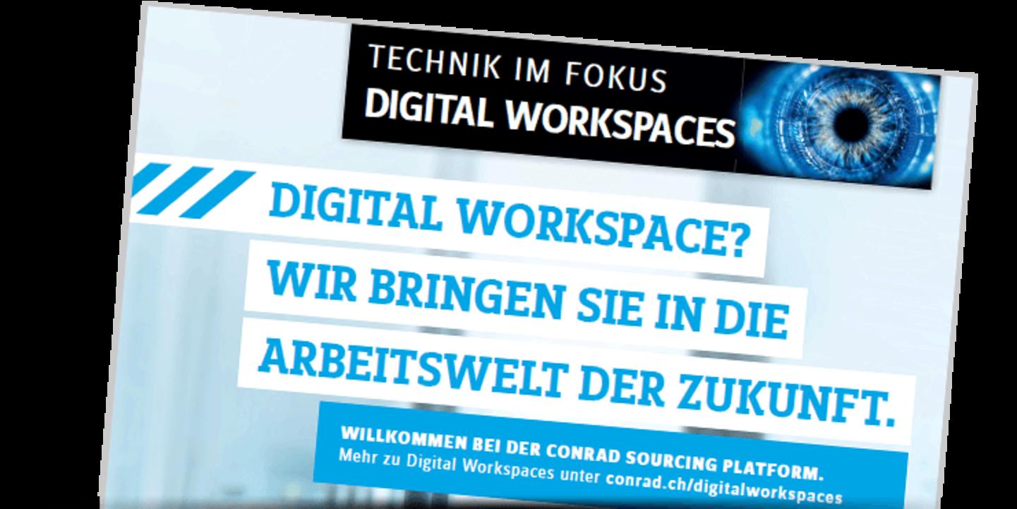 Technik im Fokus - Digitalisierung