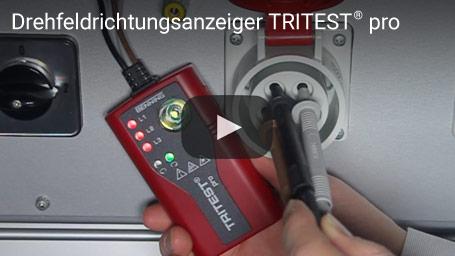 Drehfeldrichtungsanzeiger TRITEST® pro