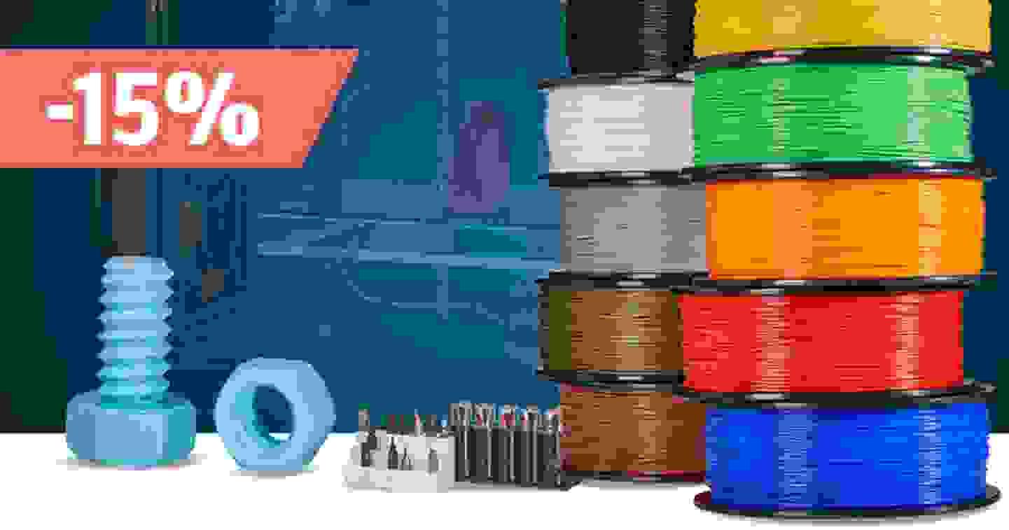 3D-Drucker Filamente – Sortiment jetzt entdecken und profitieren »