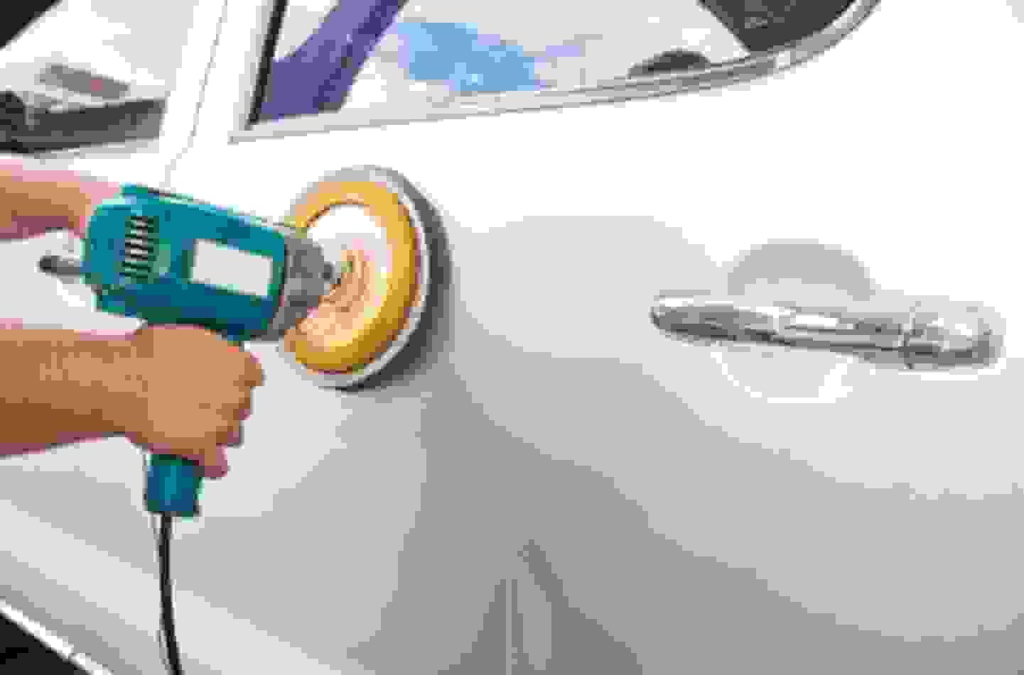 Autolackpflege