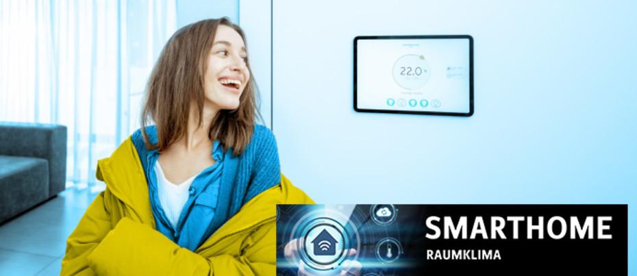 Smart Home Raumklima