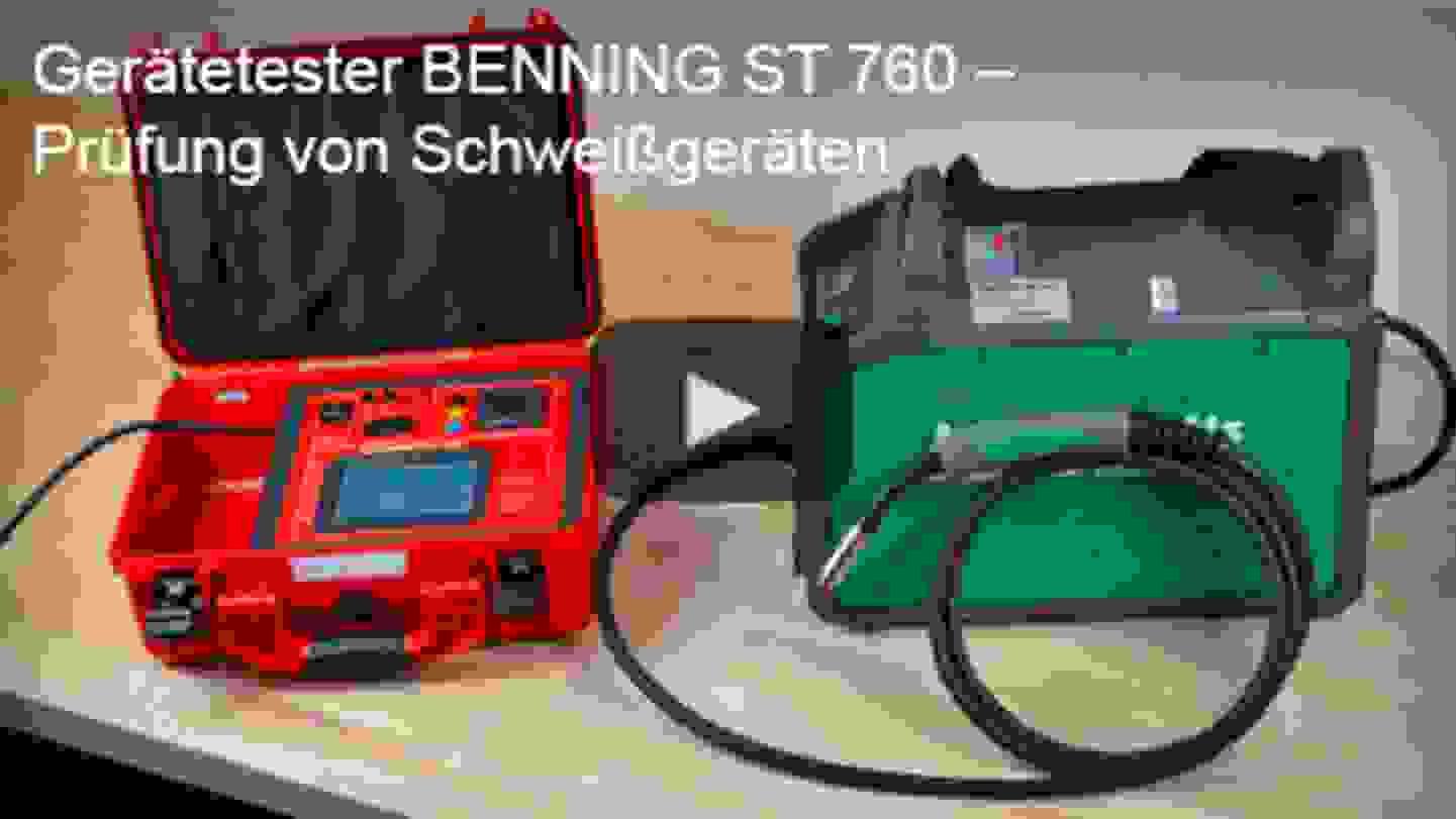 Benning ST 760