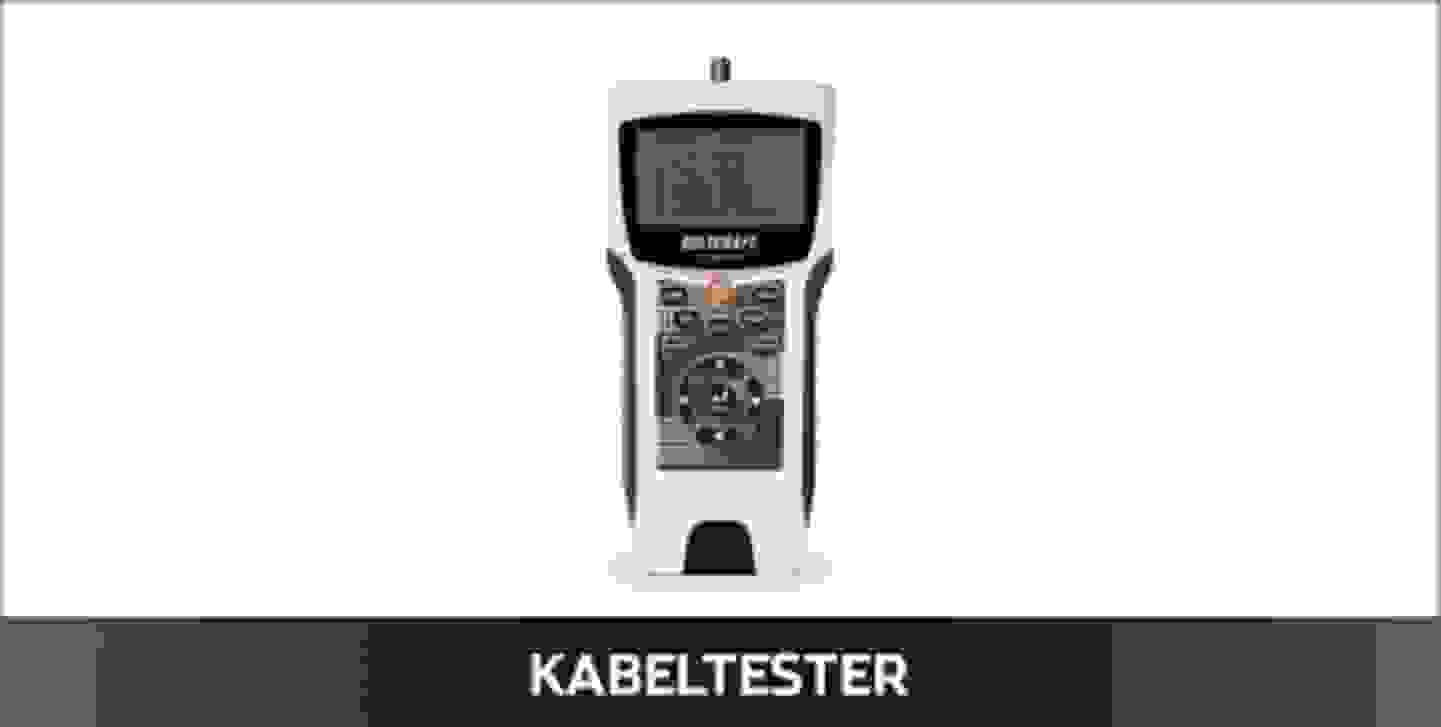 VOLTCRAFT Kabeltester