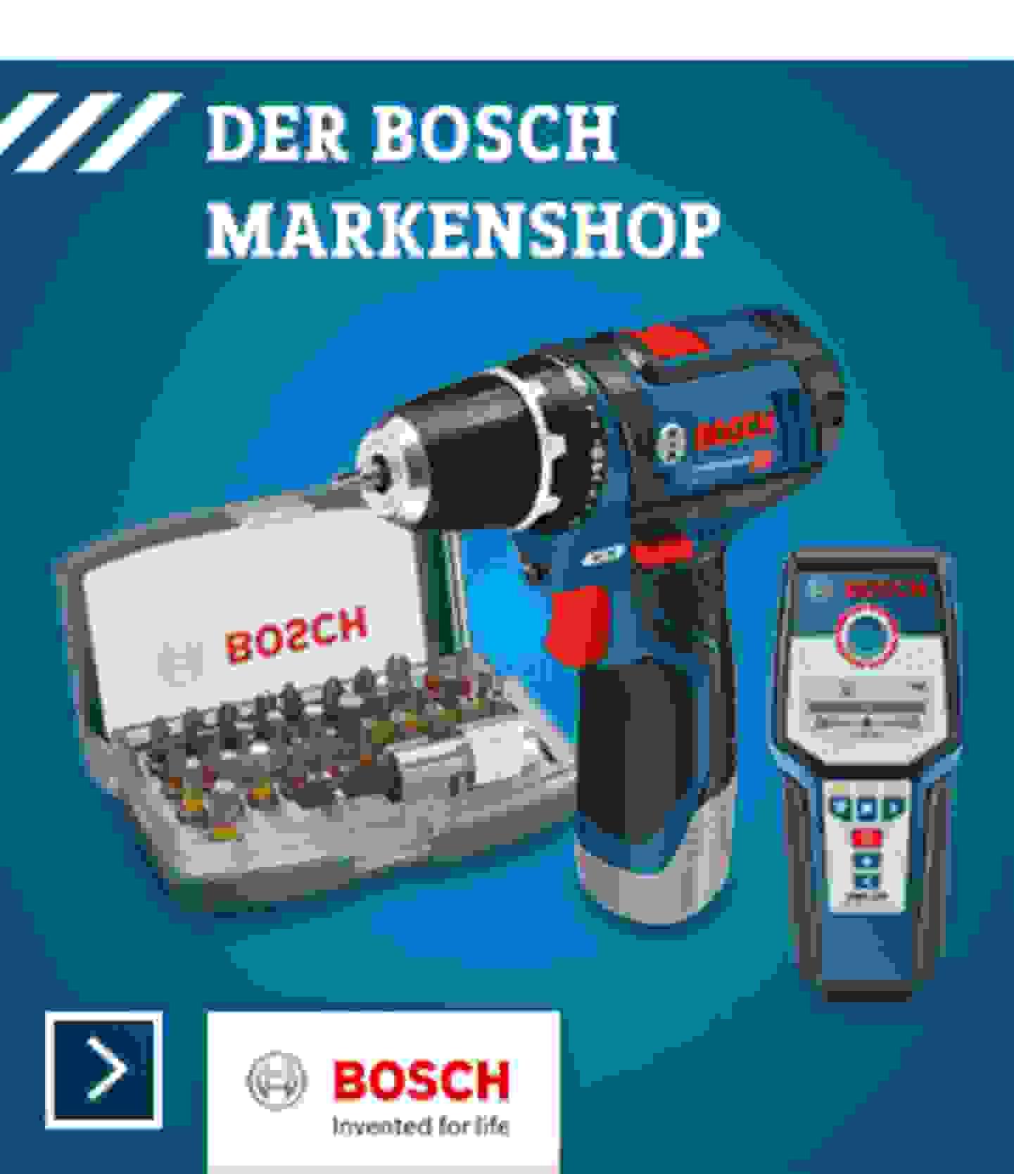 Bosch Markenshop