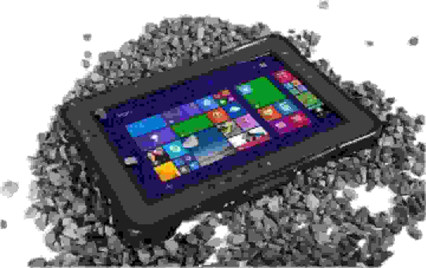 Windows Outdoor-Tablet