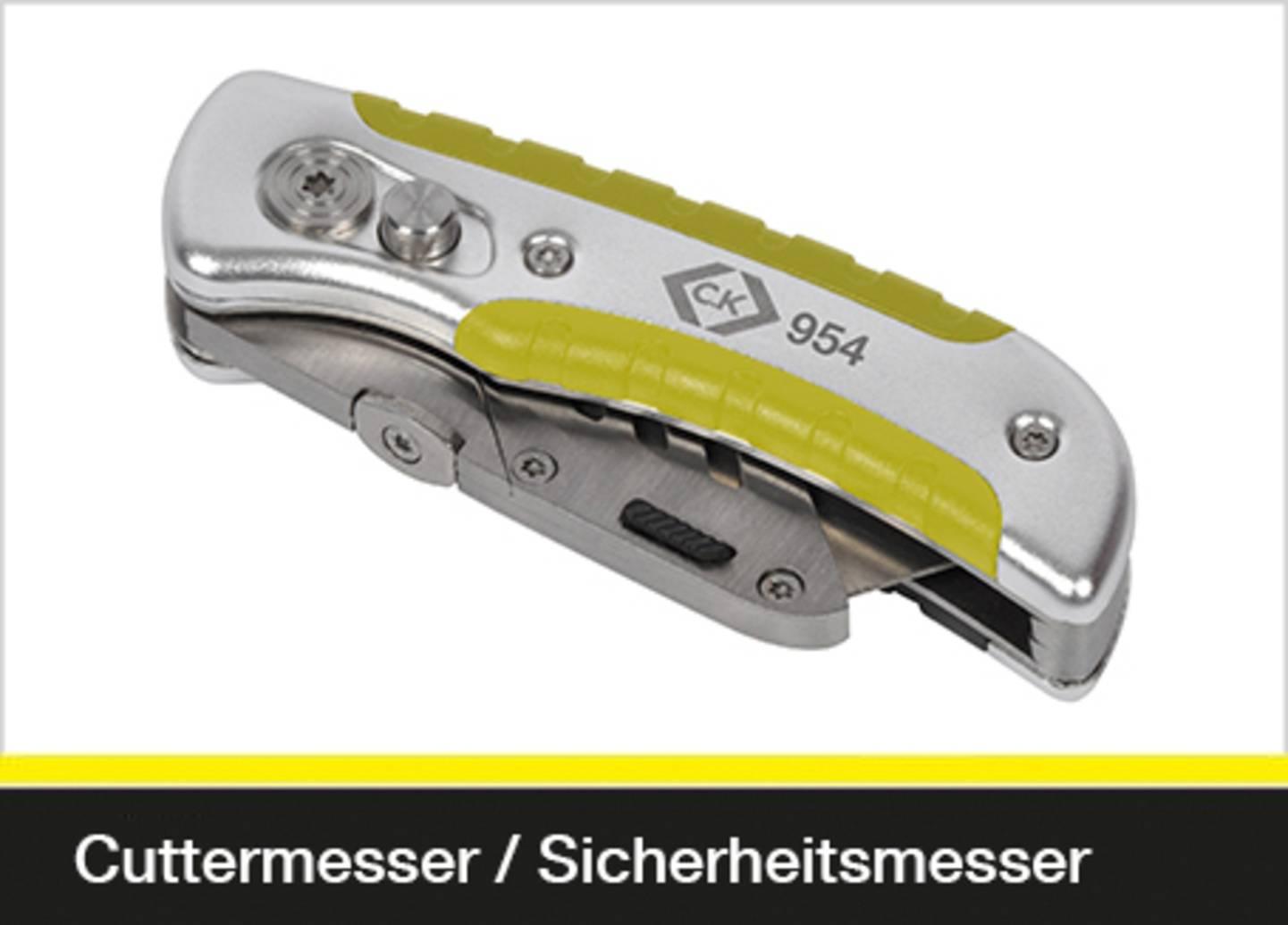 Cuttermesser / Sicherheitsmesser