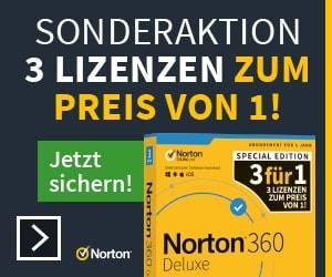 Norton 360 Deluxe Sicherheits-Software