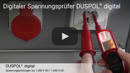 Digitaler Spannungsprüfer DUSPOL® digital