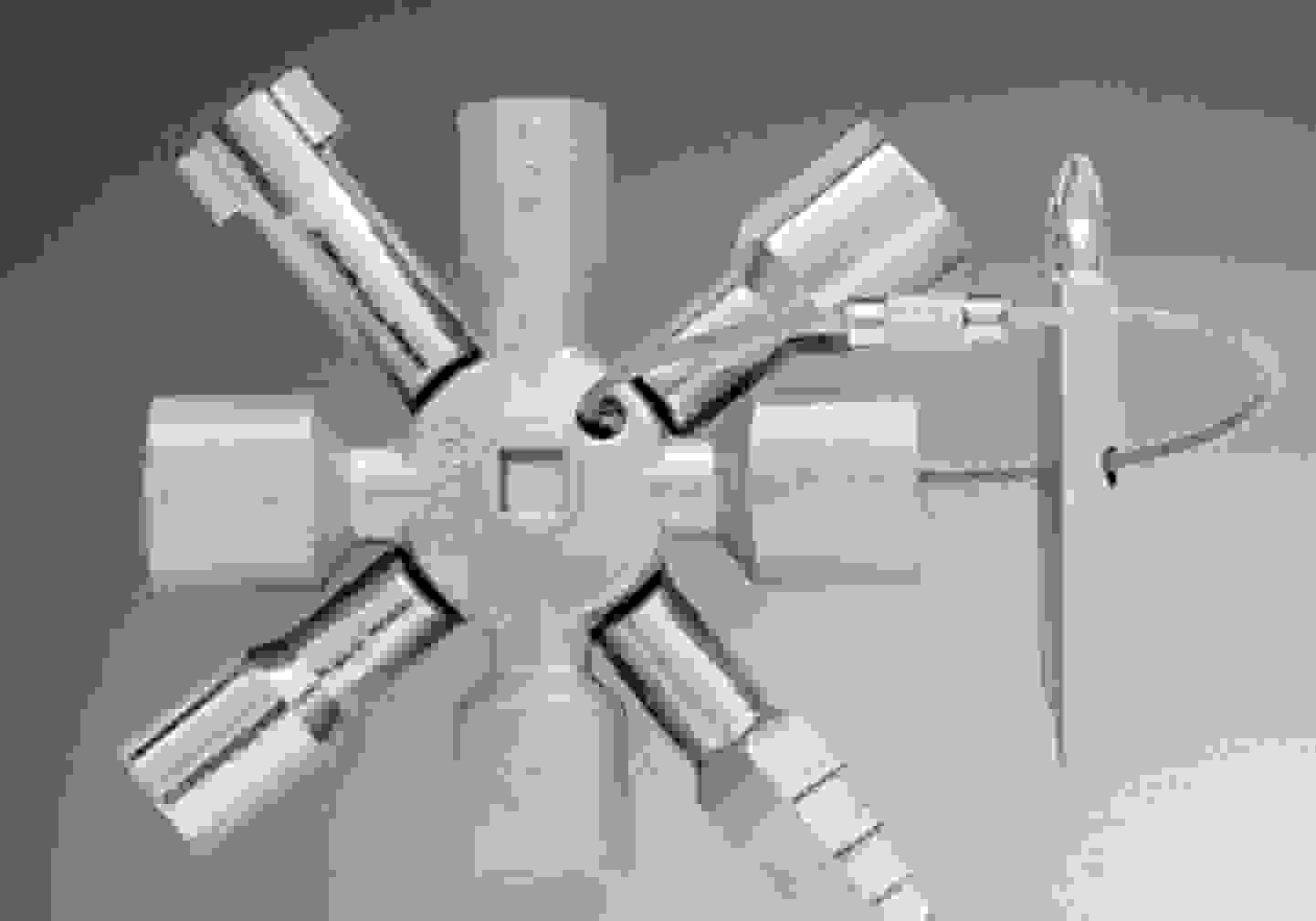 Schaltschrankschlüssel