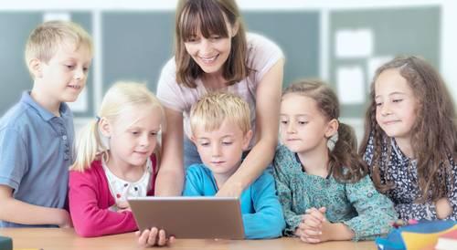 MINT-Unterricht beginnt schon in der Grundschule