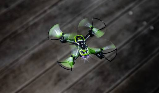 Drohnen mieten