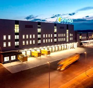 Conrad - Centre logistique