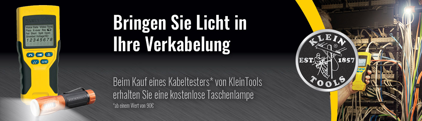 Klein Tools Promotion