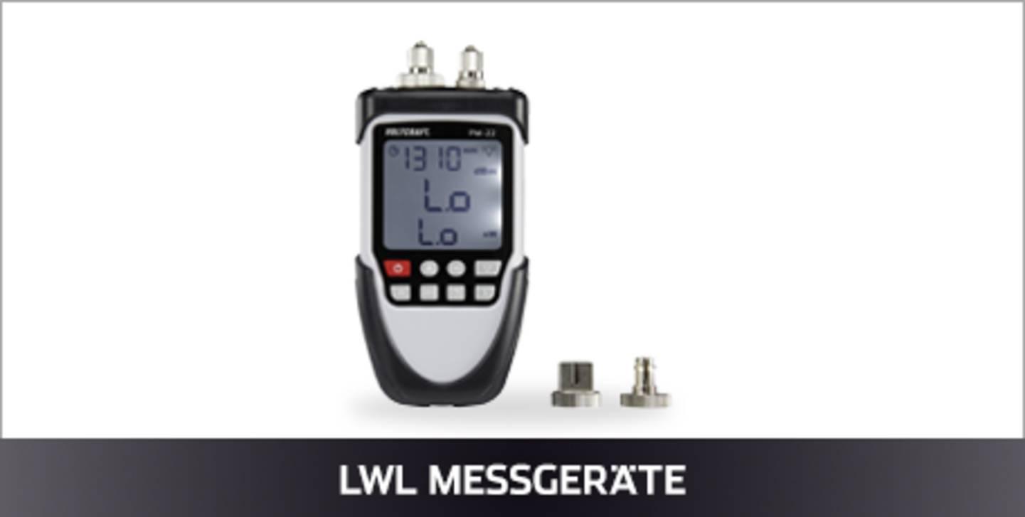 VOLTCRAFT LWL Messgeräte