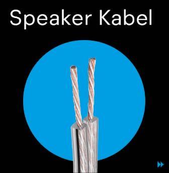 Speaker Kabel