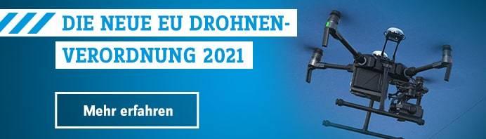Drohnenverordnung 2021