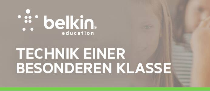 belkin education Technik einer besonderen Klasse