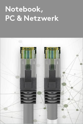 Notebook PC & Netzwerk