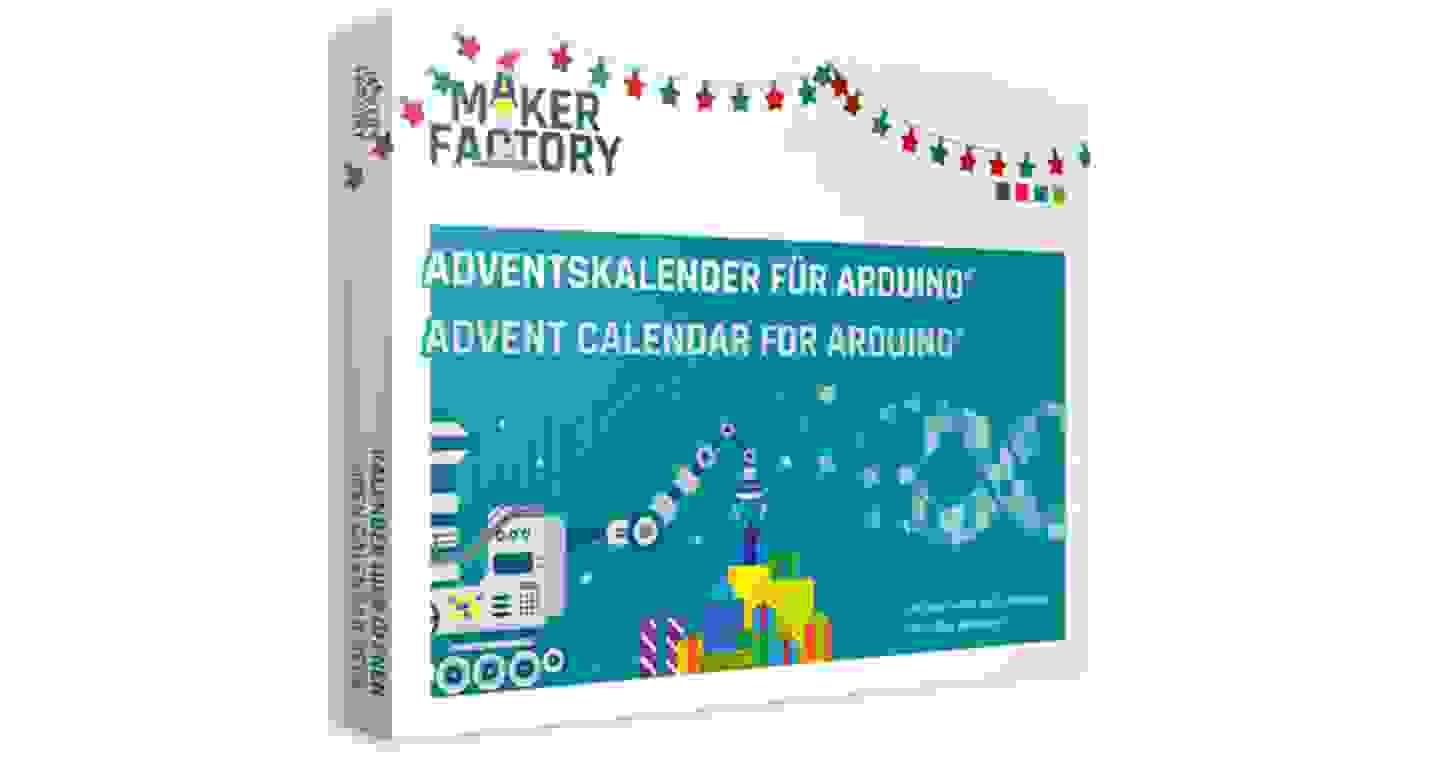 Arduino™-Adventskalender »