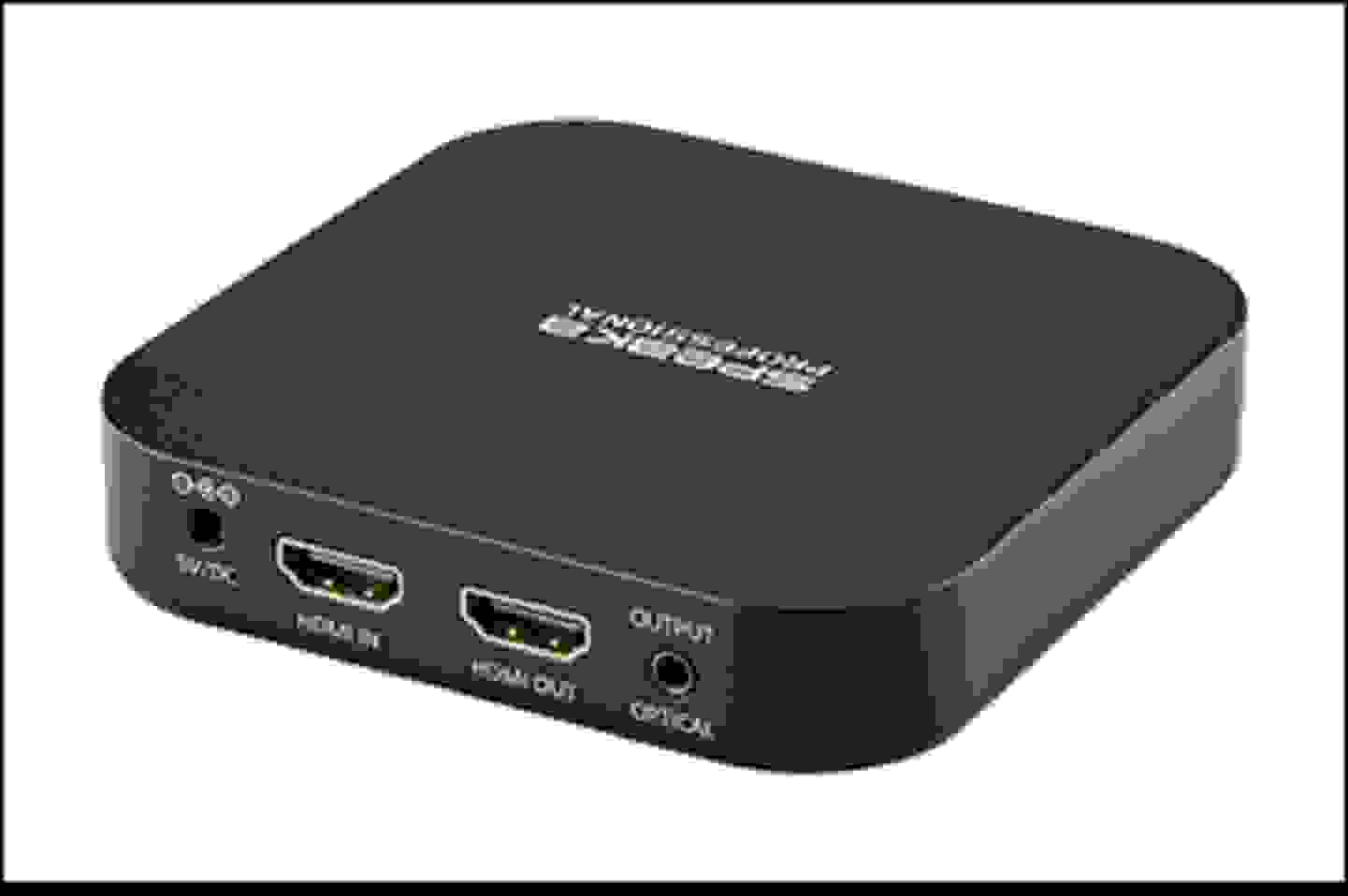 Speaka Professional - Convertisseurs AV / HDMI