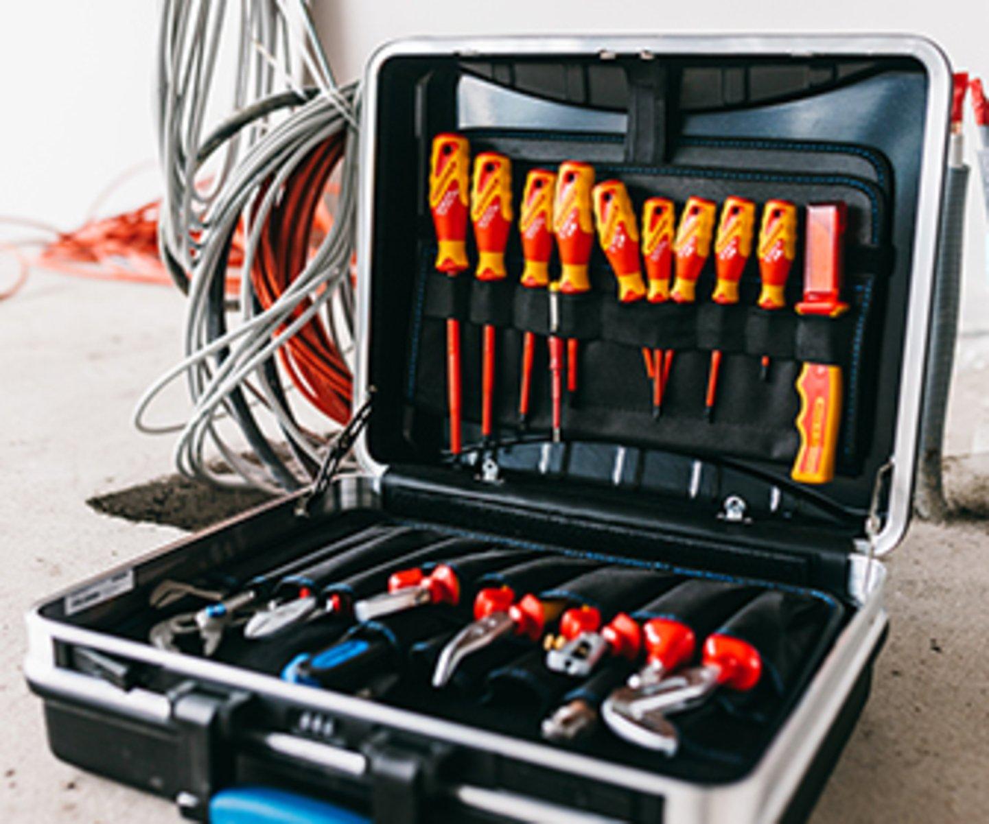 Werkzeugsets/-sortimente