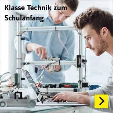 Back to School: Klasse Technik für Schule, Ausbildung und Studium »