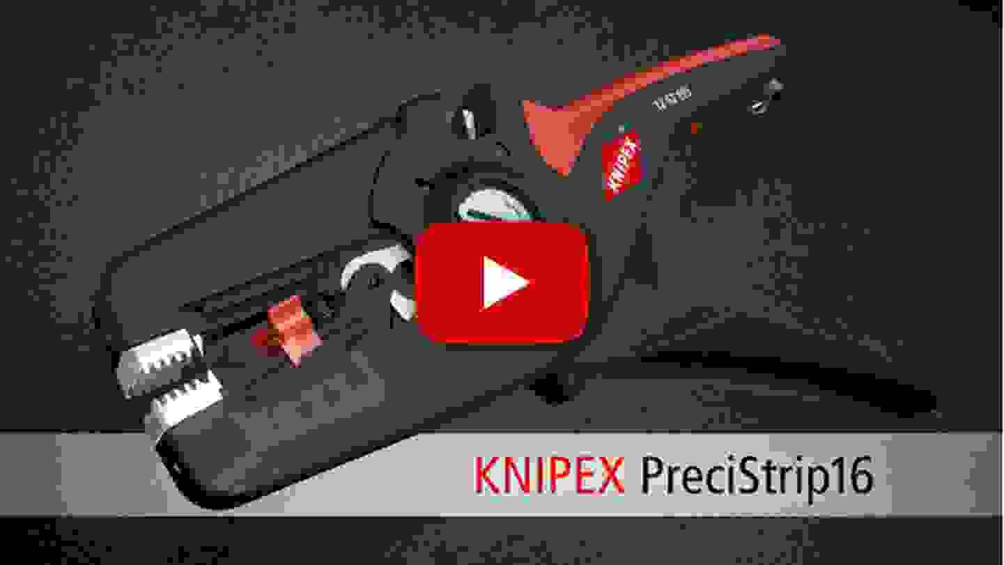 KNIPEX PreciStrip16