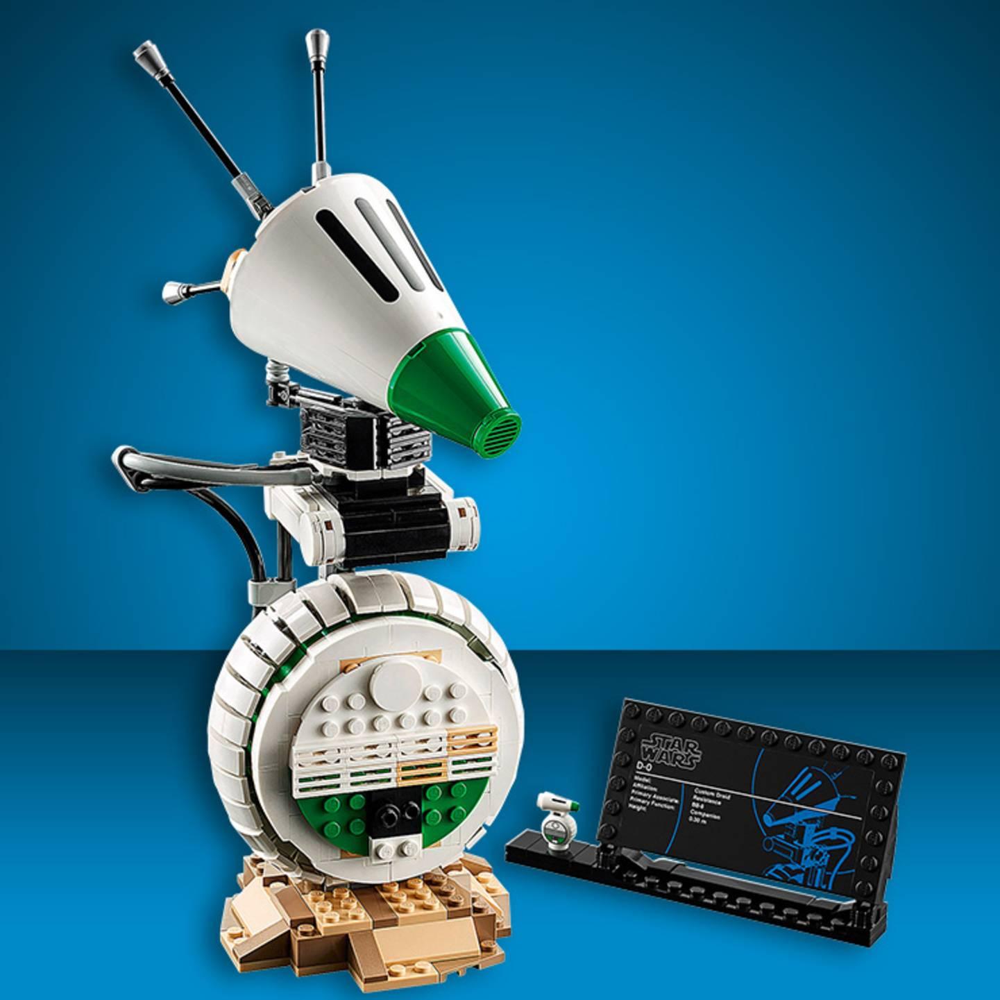 Lego® - Star Wars D-O »