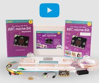 "Electronic Adventure ""Die Reise mit dem BBC micro:bit"""
