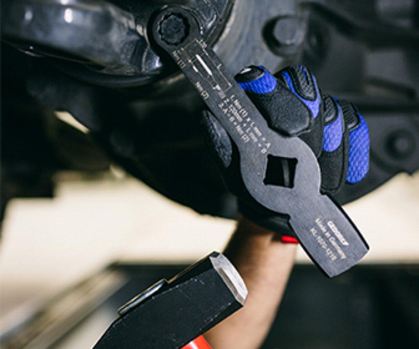 Schlag-/Press-/Hebel-/Einbauwerkzeuge
