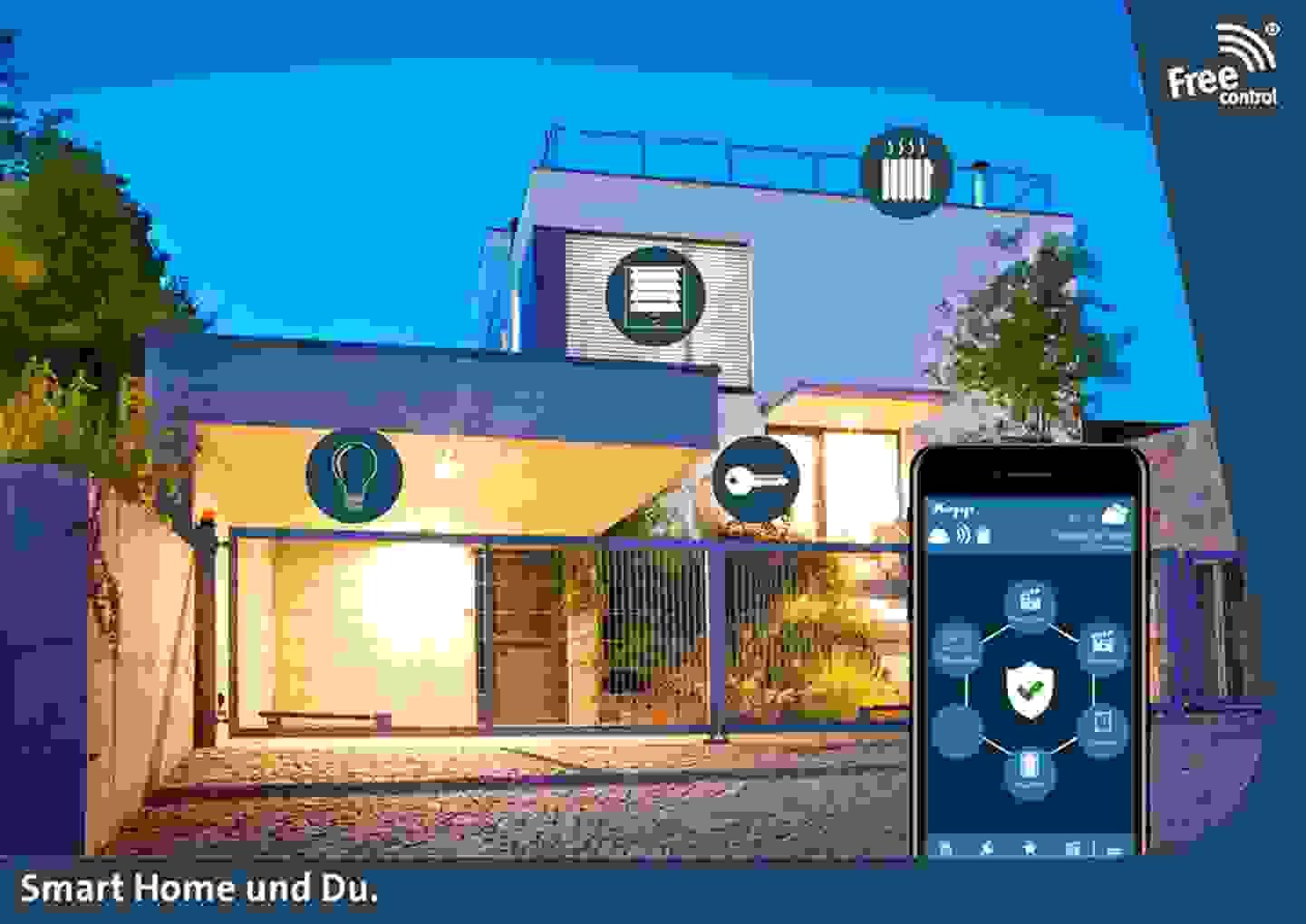 Kopp Smart Home Profi Free-control