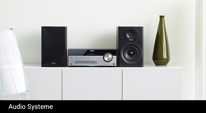 Sony Audio Systeme