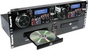 DJ Doppel-CD-Spieler