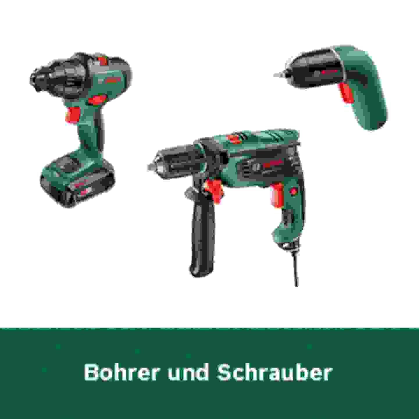 Bosch Bohrer und Schrauber