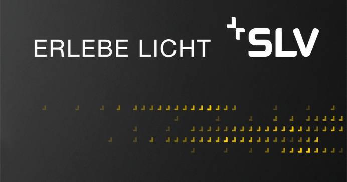 SLV Innenbeleuchtung / Wohnraumleuchten