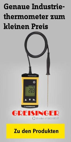 Greisinger Temperatur-Messgeräte