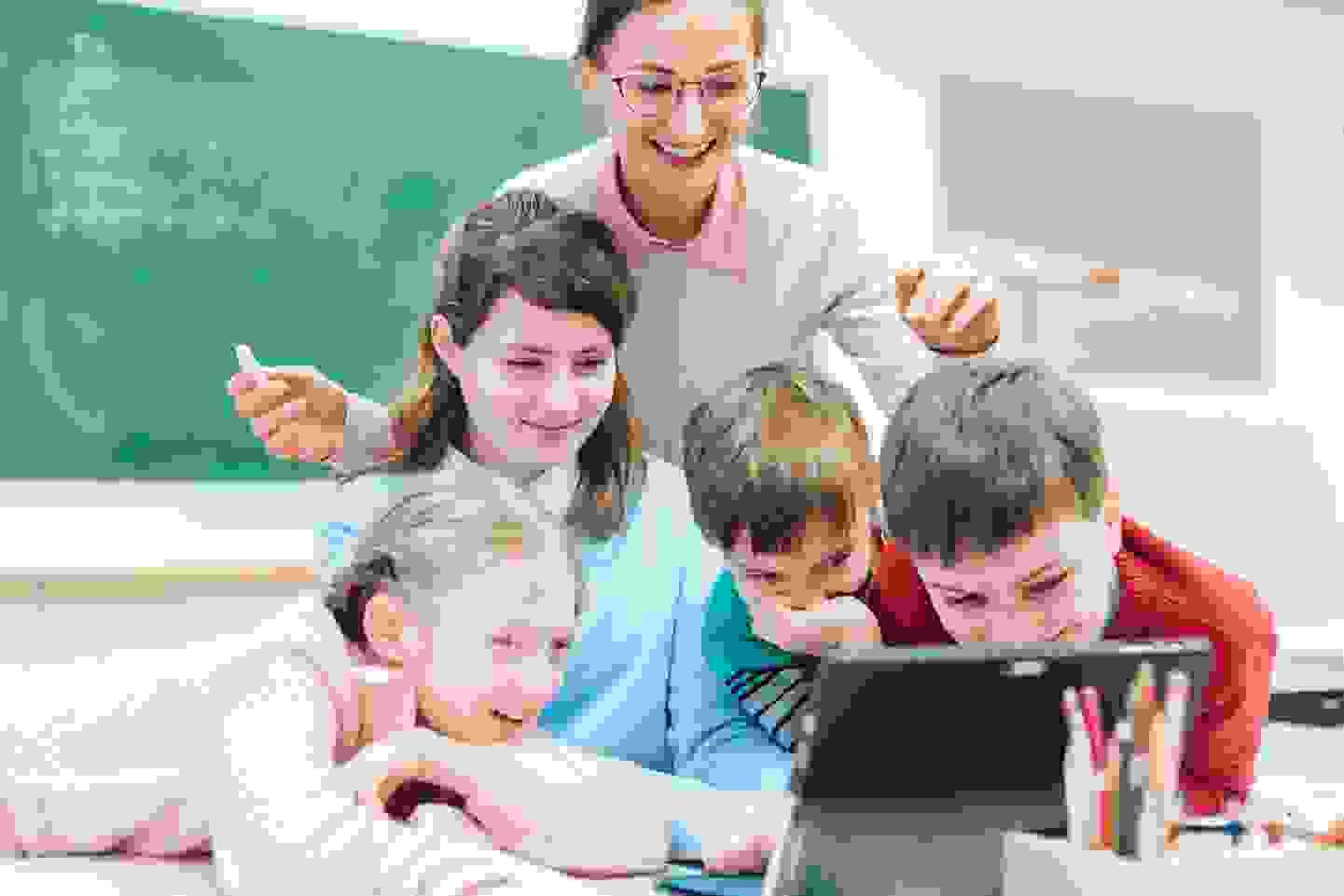 Spielerisch lernen in der Grundschule