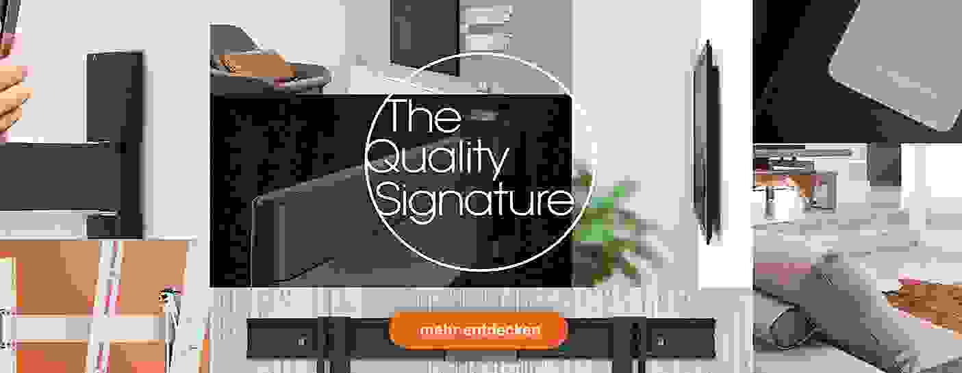 The Quality Signature