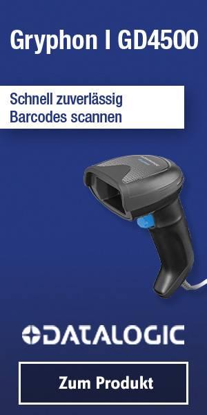 Datalogic Gryphon I GD4520 Barcode-Scanner