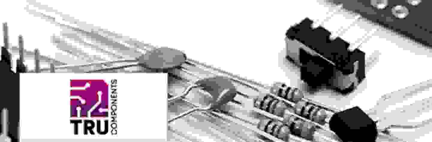Tru Components - Condensateurs à film