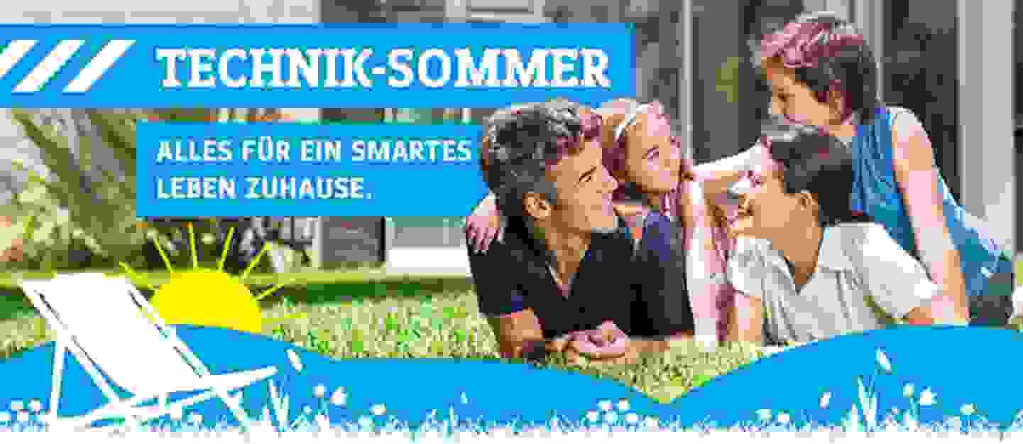 Technik Sommer
