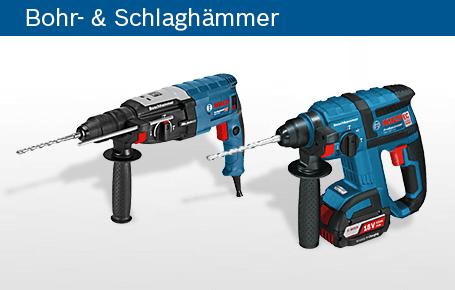 Bohr- & Schlaghämmer