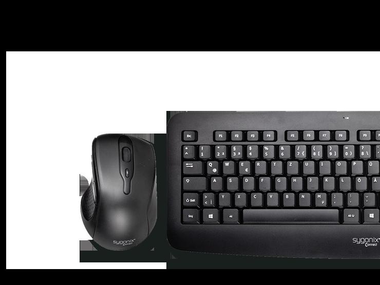 Sygonix Desktop-Set