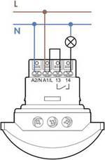 Aufbau PIR-Sensor